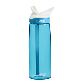 CamelBak eddy - Gourde - 750ml bleu/transparent